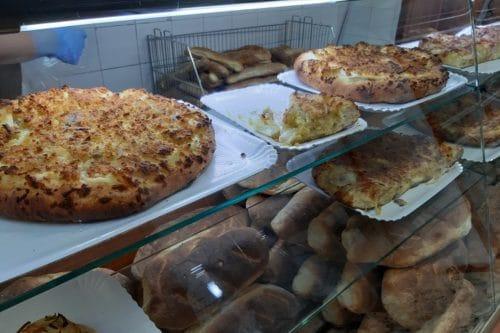 バゲリーアのストリートフードはダイエットを忘れる美味しさだった