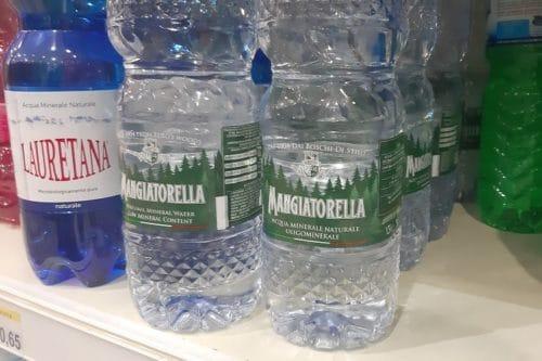 【シチリアの水事情】水道水は飲める?硬水?軟水?
